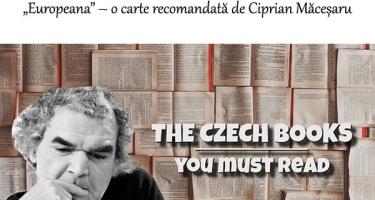 """""""Europeana"""" – o carte recomandată de Ciprian Măceșaru"""